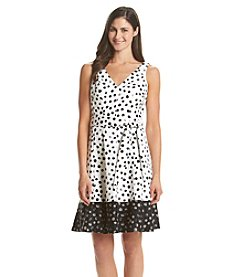 Nine West® Polka Dot Dress