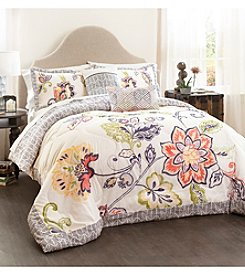 Lush Decor Aster Comforter 5-pc. Set