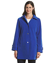 London Fog® Hooded Walker Coat