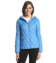 MICHAEL Michael Kors® Diamond Quilted Packable Down Jacket