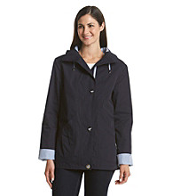 Mackintosh Snap Front Blousant Jacket