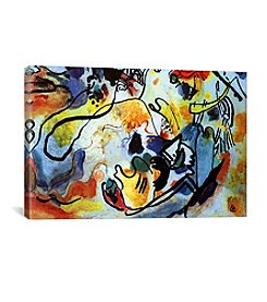 iCanvas The Last Judgment by Wassily Kandinsky Canvas Print