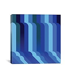 iCanvas Waterfall by Greg Mably Canvas Print