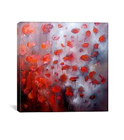iCanvas Petals In The Wind II by JA Art Canvas Print