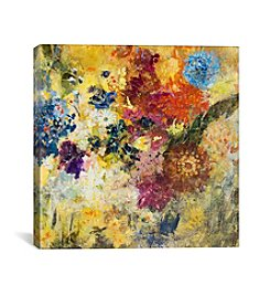 iCanvas Untethered Bouqet by Julian Spencer Canvas Print
