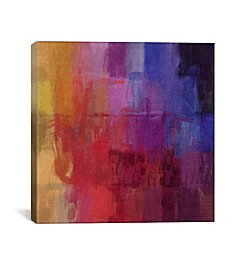 iCanvas Watercolors by 5by5collective Canvas Print
