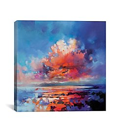 iCanvas Cluster Cloud by Scott Naismith Canvas Print