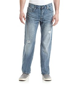 T.K. Axel MFG Co. Men's Buckland Relaxed Straight Jeans