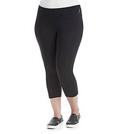 Exertek® Plus Size Crop Leggings