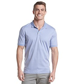 Calvin Klein Men's Liquid Cotton Short-Sleeve Polo