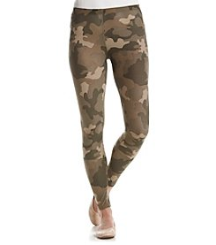 Pink Rose® Camo Peached Leggings