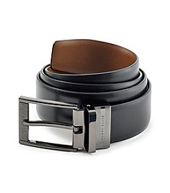 Perry Ellis® Men's Reversible Leather Belt