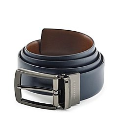 Perry Ellis® Men's Leather Belt