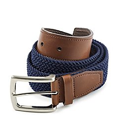 John Bartlett Statements Men's Stretch Webbed Belt