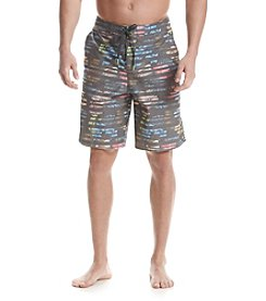 Speedo® Men's Tropical Board Shorts