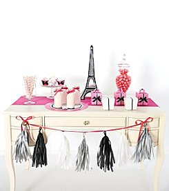 Paris Damask DIY Table Decor Kit