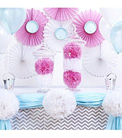 Little Spa DIY Spa Party Table Decor