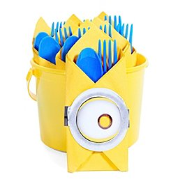 Minions Despicable Me DIY Utensil Decor