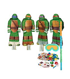 Teenage Mutant Ninja Turtles® Shaped Pinata Kit