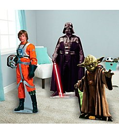 Star Wars™ Luke, Vader & Yoda Standup Combo Kit