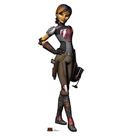 Star Wars™ Rebels Sabine Wren Standup