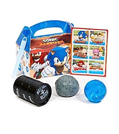Sonic Boom Set of 4 Filled Party Favor Box