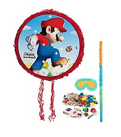 Super Mario Brothers Mario Pinata Kit