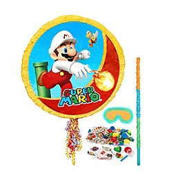 Super Mario Party Mario Pinata Kit