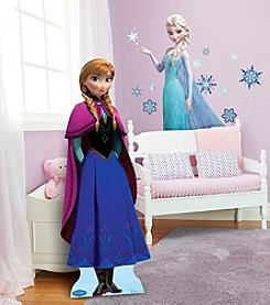 Disney® Frozen Wall Decal & Standup Kit