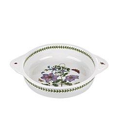 Portmeirion® Botanic Garden Round Baking Dish with Handles