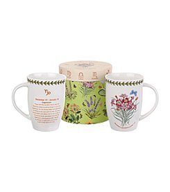 Portmeirion® Botanic Garden Capricorn Mug