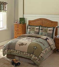 My World® Alpha Bravo Charlie Quilt Set