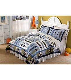 My World® Catch a Wave Quilt Set