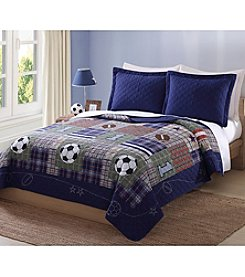 My World® Play Games Quilt Set