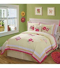 My World® Golden Trail Quilt Set
