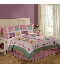 My World® Spring Meadow Quilt Set