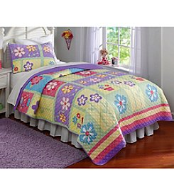 Laura Hart Sweet Helena Quilt Set