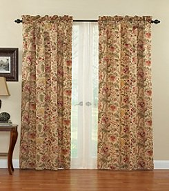 Waverly® Imperial Dress Rod Pocket Window Curtain