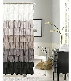 Dainty Home Flamenco Shower Curtain