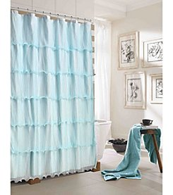 Dainty Home Lilly Shower Curtain
