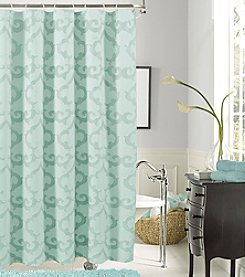 Dainty Home Luxembourg Shower Curtain