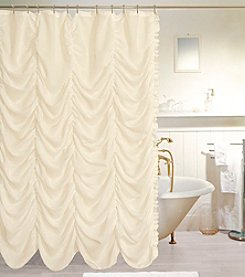 Dainty Home Theater Shower Curtain