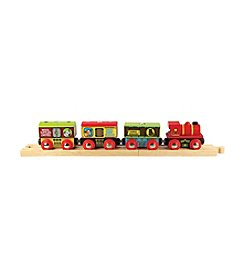 Bigjigs Toys Farm Train