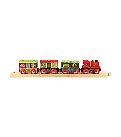 Bigjigs Toys Farm Train