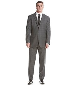 Andrew Marc® Men's Windowpane 2-Piece Suit