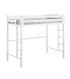 W.Designs Bentley Twin Metal Loft Bed