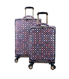 J World® Flower Seeds Bella Collaboration 2-pc. Luggage Set