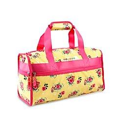 J World® English Rose Molly Duffel Bag