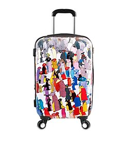 J World® Penguin Art Carry-On Luggage