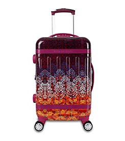 J World® Dusk Taqoo Art Carry-On Luggage